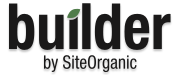 Builder by SiteOrganic Logo